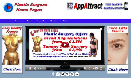 plastic surgeon video-Blog-Page
